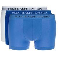 Polo Ralph Lauren Boxers 3 Piece Niebieski Biały L, kolor niebieski