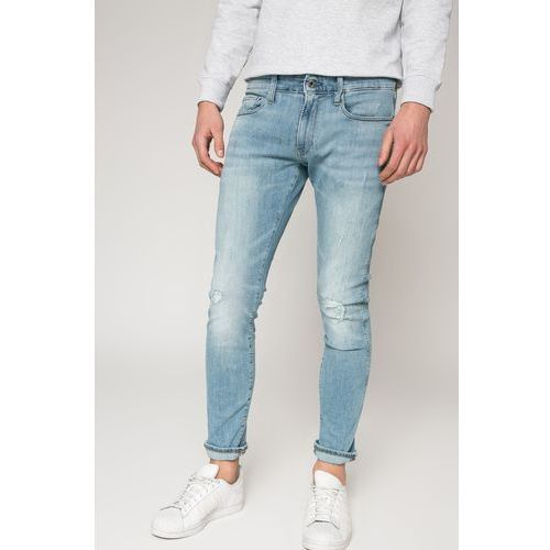 G-Star Raw - Jeansy 3301 Deconstructed, jeansy