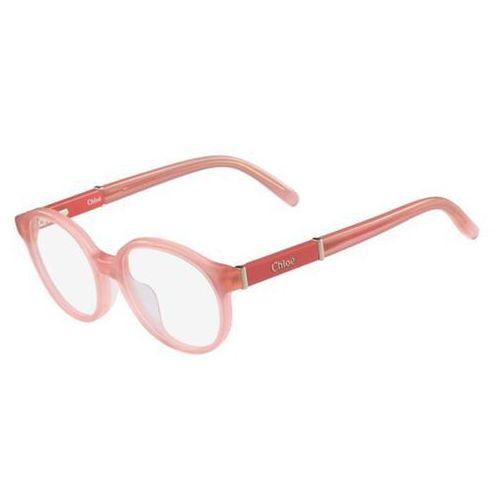 Okulary korekcyjne ce 3609 664 marki Chloe
