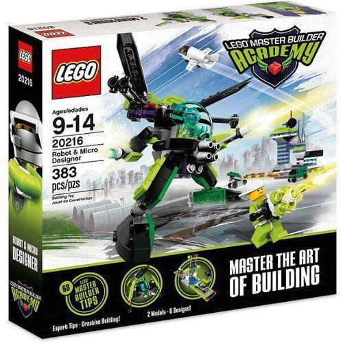 Lego MBA ROBOT DESINGER Mba robot desinger 20216