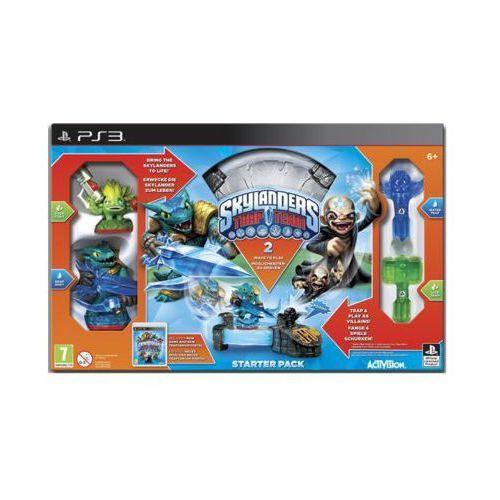Gra PS3 Skylanders: Trap Team Starter Pack (5030917147142)