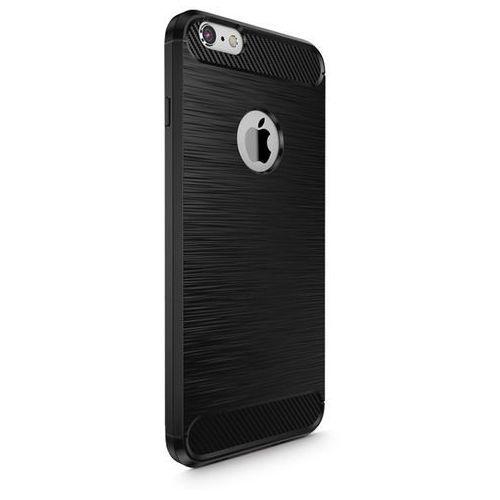 TECH-PROTECT TPUCarbon Black | Obudowa dla Apple iPhone 6 / 6S