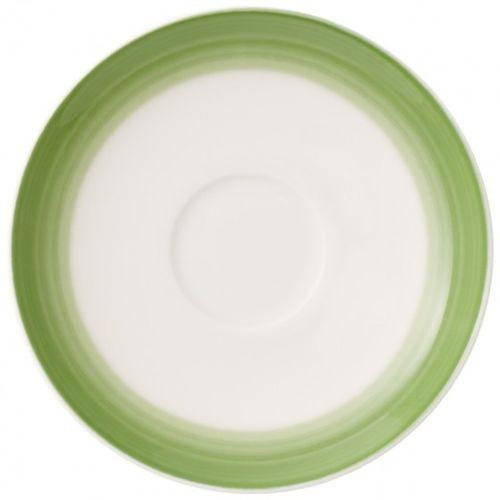 - colourful life green apple spodek do filiżanki do espresso marki Villeroy & boch