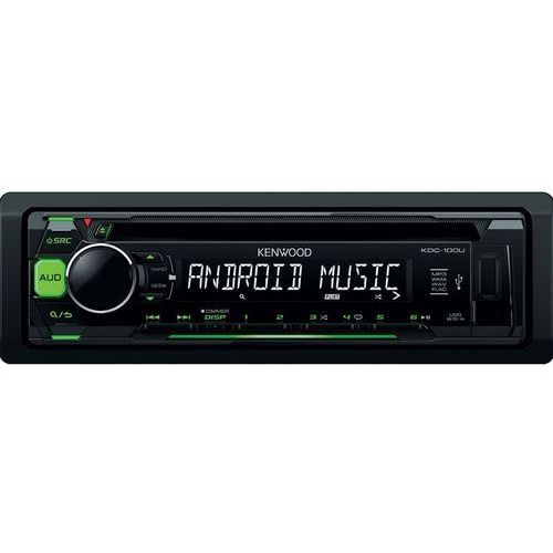 KDC-100 marki Kenwood - radio samochodowe