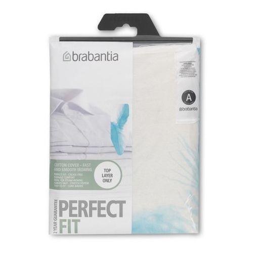 Brabantia - pokrowiec na deskę do prasowania 110 x 30cm - pianka 2mm - feathers