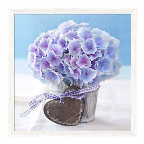 Obraz 30 x 30 cm Kwiat serce, 3030,074L13,15,063