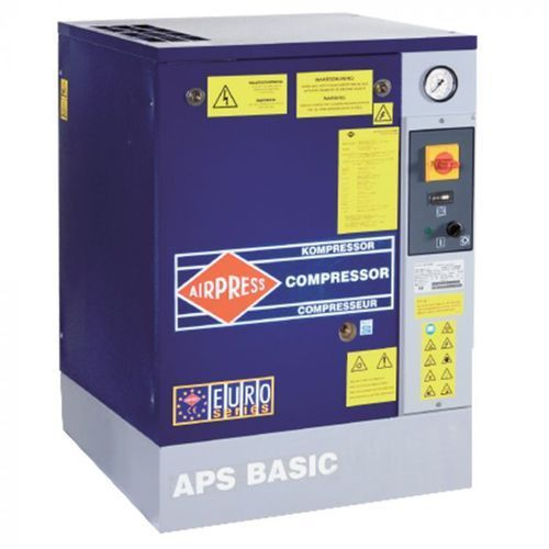 Airpress Kompresor śrubowy aps basic 7,5