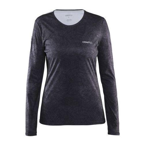 Craft Mind LS Tee - koszulka damska (czarna)