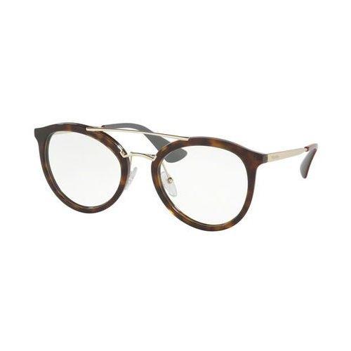 Okulary korekcyjne  pr15tv 2au1o1 marki Prada