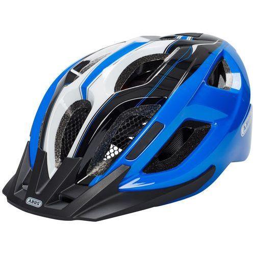 Abus aduro 2.0 kask rowerowy niebieski/czarny m | 52-58cm 2018 kaski rowerowe
