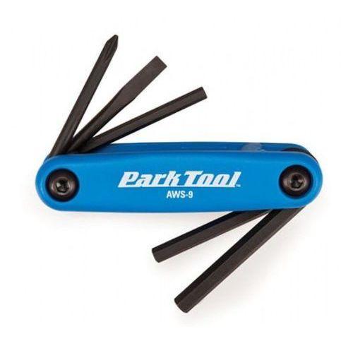Park tool Klucz aws- 9 imbus-śrubokręt +/- 4-5-6