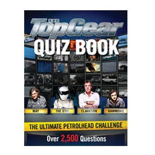 Top Gear Quiz Book, Master, Matt