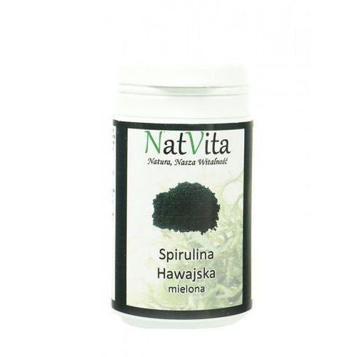 Natvita Spirulina hawajska w proszku 50g