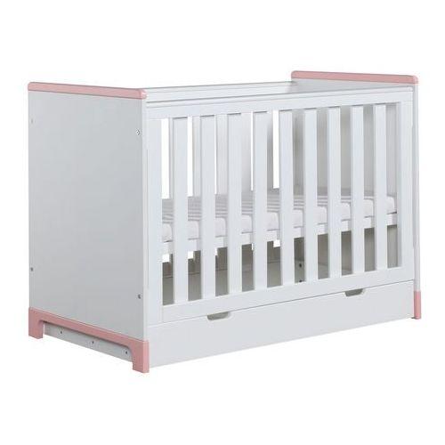łóżeczko dziecięce 120x60 mini marki Pinio