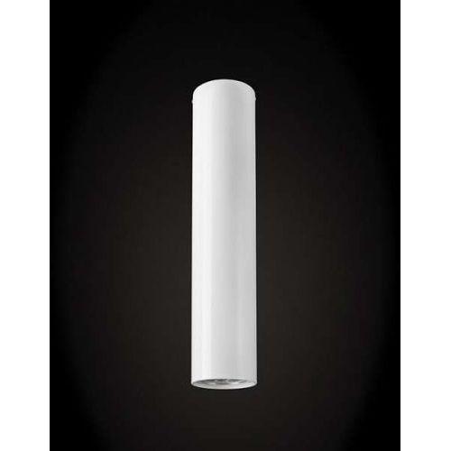 Downlight LAMPA sufitowa PIANO 30 67726 Ramko metalowa OPRAWA natynkowa tuba biała, kolor Biały