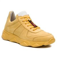 Sneakersy - aspen 19-038-13 giallo/off white, Lloyd, 40-46.5