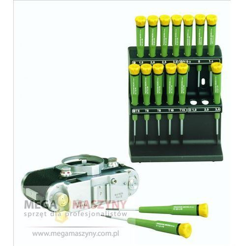 PROXXON N Zestaw śrubokrętów MICRO 16 części PR 28148 z kategorii zestawy narzędzi ręcznych