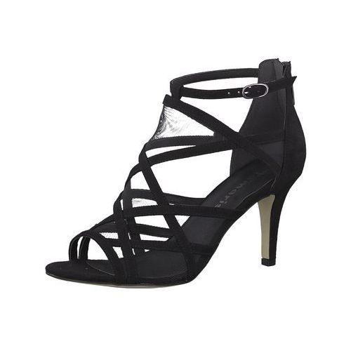 Tamaris sandały damskie 36 czarne, w 6 rozmiarach