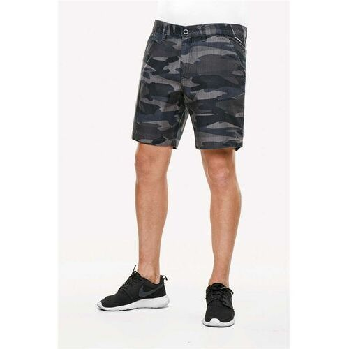 Szorty - miami short stripe camouflage (stripe camouflage) rozmiar: 36, Reell
