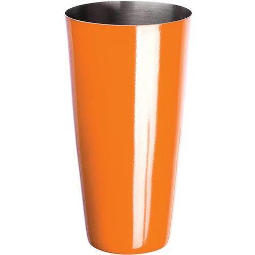 Stalgast Shaker bostoński bez szklanki, pomarańczowy 0,9 l | , 476002