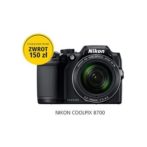 OKAZJA - Coolpix B700 marki Nikon