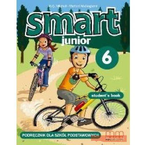 Smart Junior 6 SB PL MM PUBLICATIONS - H. Q. Mitchell, oprawa broszurowa