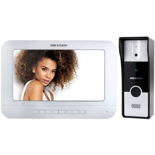 Hikvision Zestaw wideodomofonowy ds-kis202 (6954273649227)
