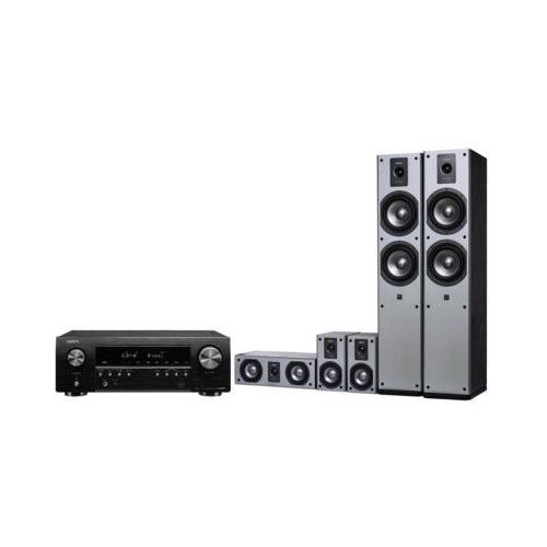 Kino domowe DENON AVR-S650H + Wilson Viper Czarny (2000014063372)