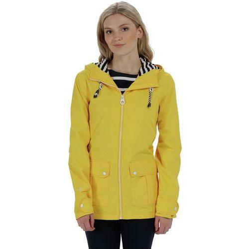 Regatta BAYEUR II Kurtka przeciwdeszczowa lifeguard yellow, kolor żółty