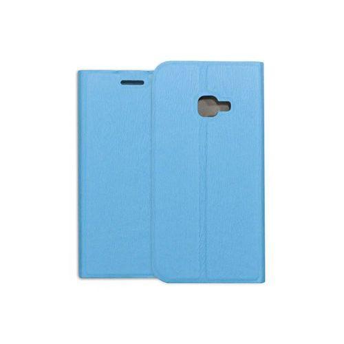 Etuo flex book Samsung galaxy xcover 4s - etui na telefon flex book - niebieski