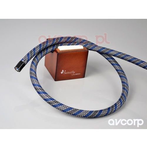 ViaBlue M (MEDIUM) 6-14mm BLUE Sleeve - oplot do kabli - BLUE \ M: 6-14mm (4048834443286)
