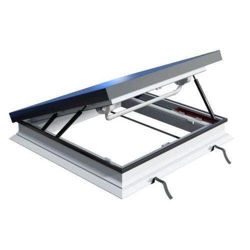 Okno wyłazowe do płaskiego dachu pgm a1 100x150 marki Okpol