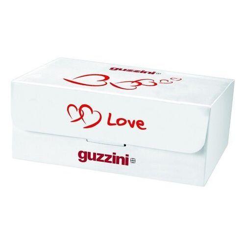 Komplet 2 filiżanek do kawy espresso love marki Guzzini