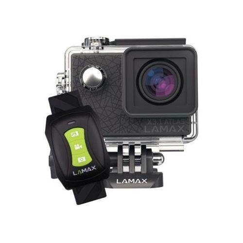 Kamera sportowa action x3.1 atlas marki Lamax