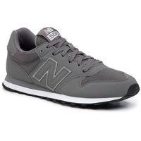 Sneakersy NEW BALANCE - GM500TSA Szary, kolor szary