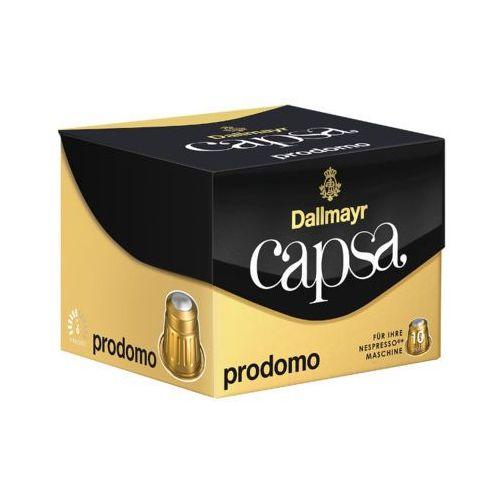 capsa 10szt promodo kawa w kapsułkach marki Dallmayr. Najniższe ceny, najlepsze promocje w sklepach, opinie.
