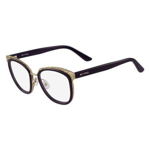 Etro Okulary korekcyjne et 2108 500