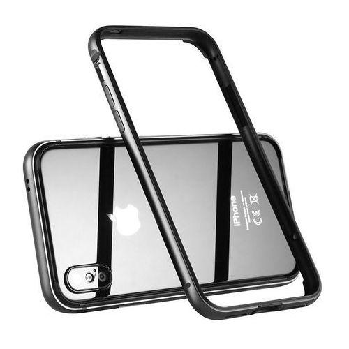 Etui Benks Aegis Bumper iPhone X Black
