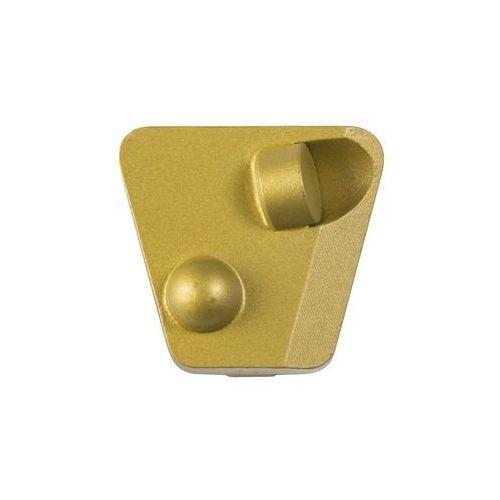 Diamentowy segment szlifierski tiger gold with supported heel (zestaw) marki Scanmaskin