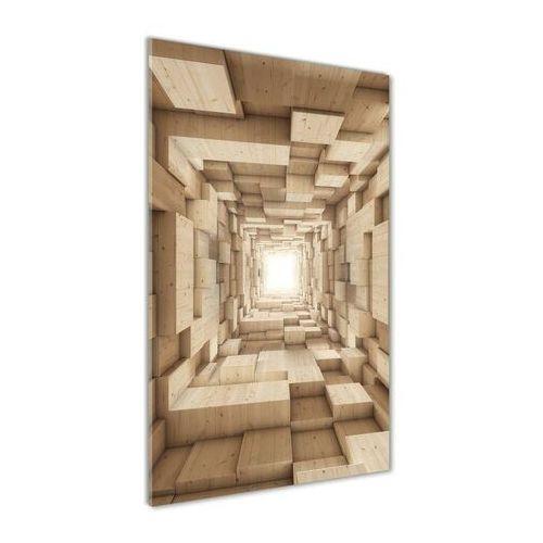 Foto obraz szkło hartowane Abstrakcja