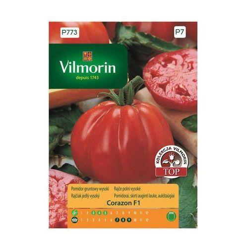 Pomidor gruntowy wysoki CORAZON F1 nasiona tradycyjne 0.1 g VILMORIN