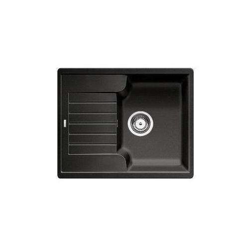 Zlew BLANCO ZIA 40S SZAMPAN z korkiem manualnym (516924) (zamów wycięcie otworów gratis) (4020684493260)