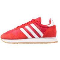 Adidas originals  haven tenisówki i trampki red/footwear white (4058023204727)