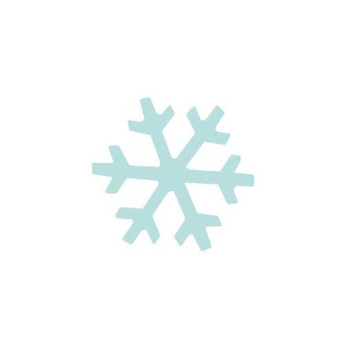 Dalprint Dziurkacz ozdobny 1,6 cm śnieżynka 4 jcdz-105-421