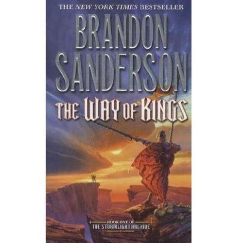 The Way of Kings. Der Pfad der Winde, englische Ausgabe