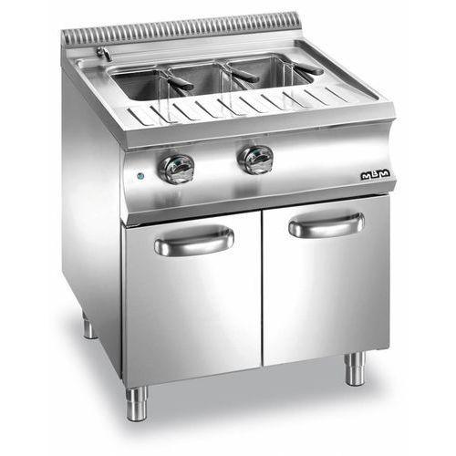 Mbm Urządzenie do gotowania makaronu i pierogów elektryczne podstawa z szafką  linia domina 700   40l   700x730x(h)850 mm