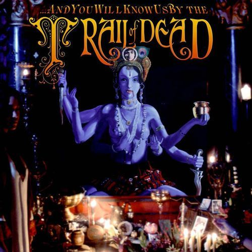 Universal music polska And you will know us by the trail of dead - madonna (re-issue 2013) (cd) (5052205064382)