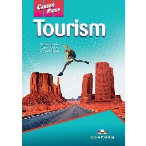 Career Paths: Tourism + DigiBook EXPRESS PUBL., Express Publishing