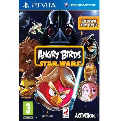 Angry Birds Star Wars, gra PlayStation Vita