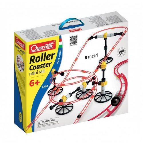 Tor dla kulek Roller Coaster Mini Rail